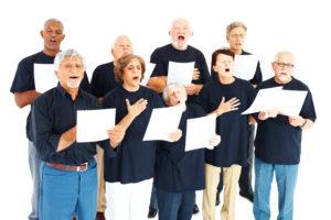 Atelier de chorale